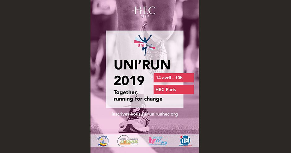 UniRun 2019 - Poster