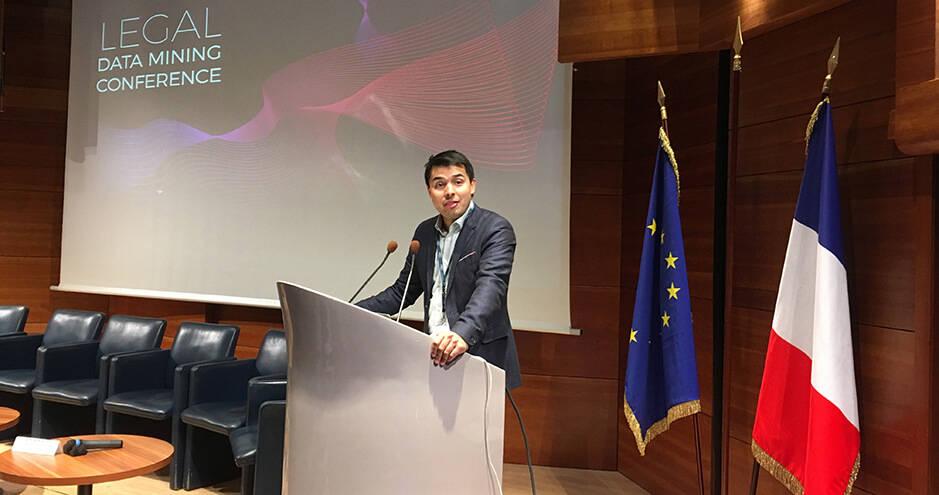 Legal Data mining - March 21, 2019 - HEC Paris - David Restrepo