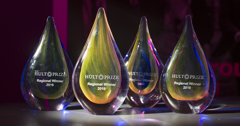 Hult Prize - Regional Winner - 2019