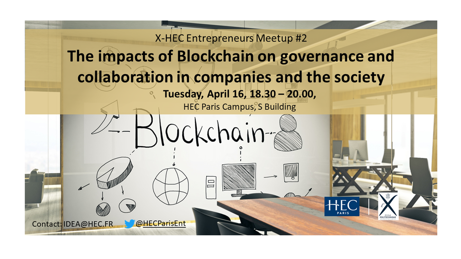 X HEC Conference on blockchain