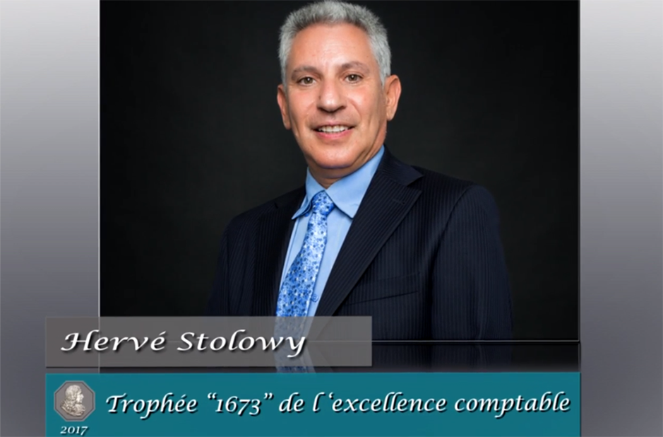 Hervé Stolowy Prix ANC