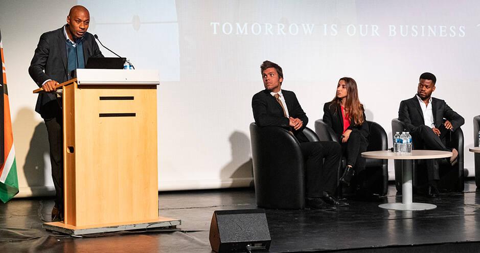 HEC Paris - Africa Days 2019 - Panel - Christian Kamayou
