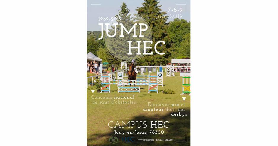 Affiche du Jump HEC 2019
