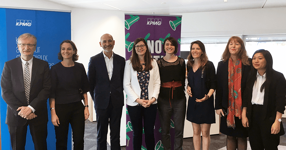 ©HEC Paris - Signature convention KPMG - HEC Paris - mai 2019