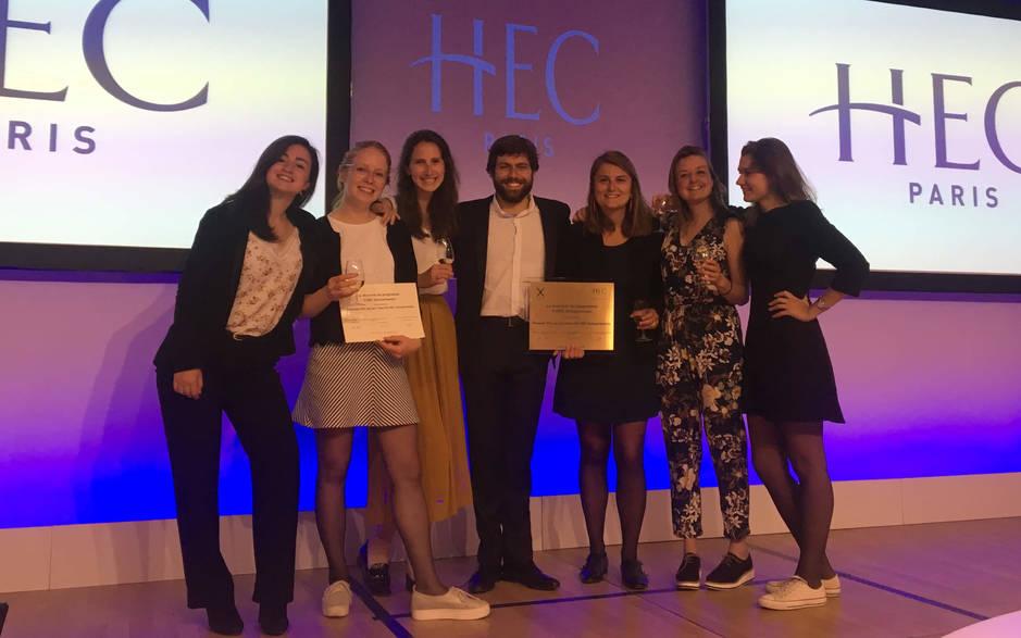 Jury Final X-HEC Entrepreneurs
