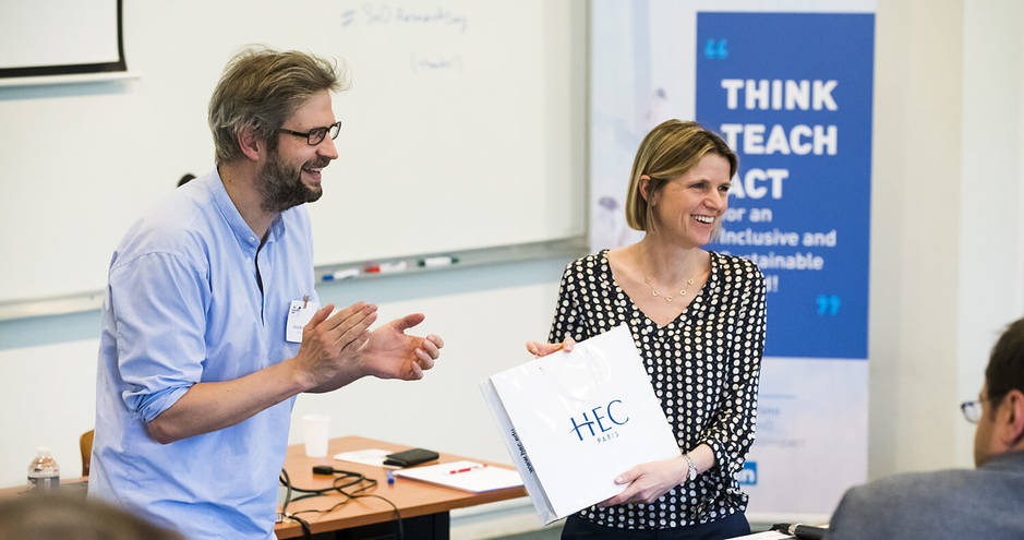 S&O Research Days - May 2019 - Georg Wernicke & Magali Delmas