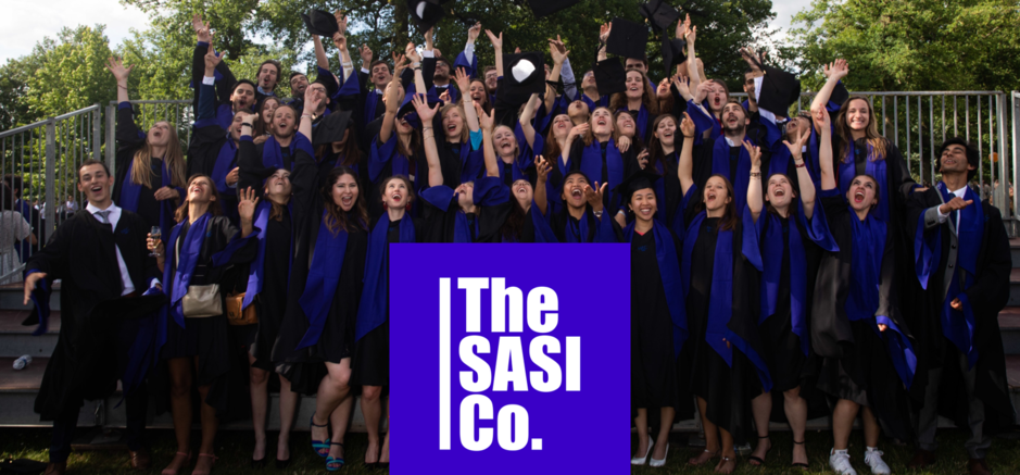 THE SASI Co. , THE FIRM BORN FROM THE MSc SASI CLASS OF 2018