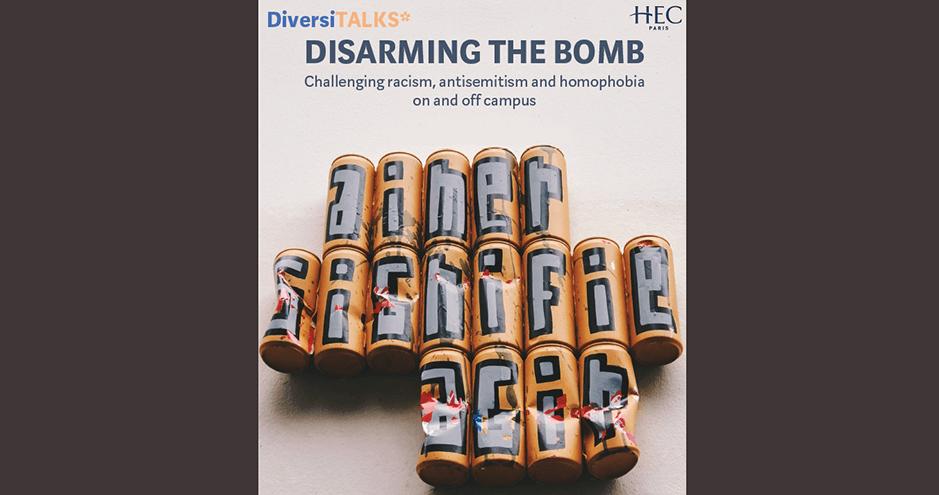 HEC Paris - Conférence Diversitalks 2019