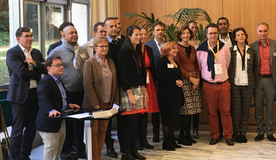 Accelerateur Ile-de-France, laureats de la promotion 2