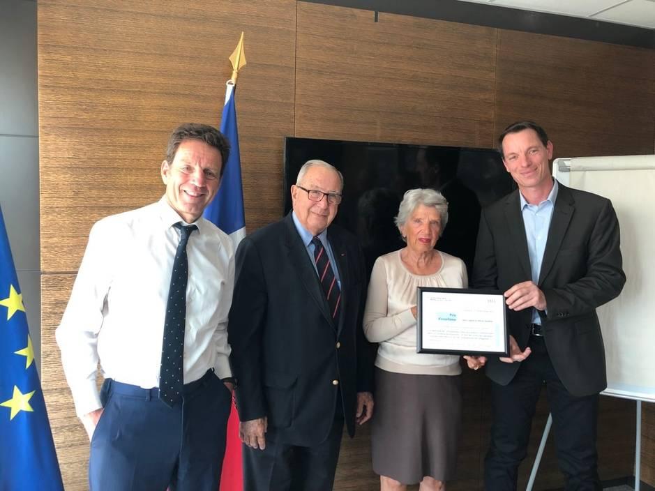 Prix Roux de Bezieux - Olivier Gauthier