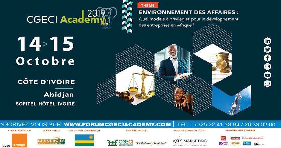 Image Invitation CGECI Academy Abidjan Oct 2019