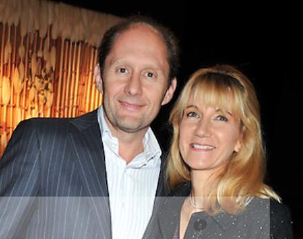Bertrand et Isabelle Schwab