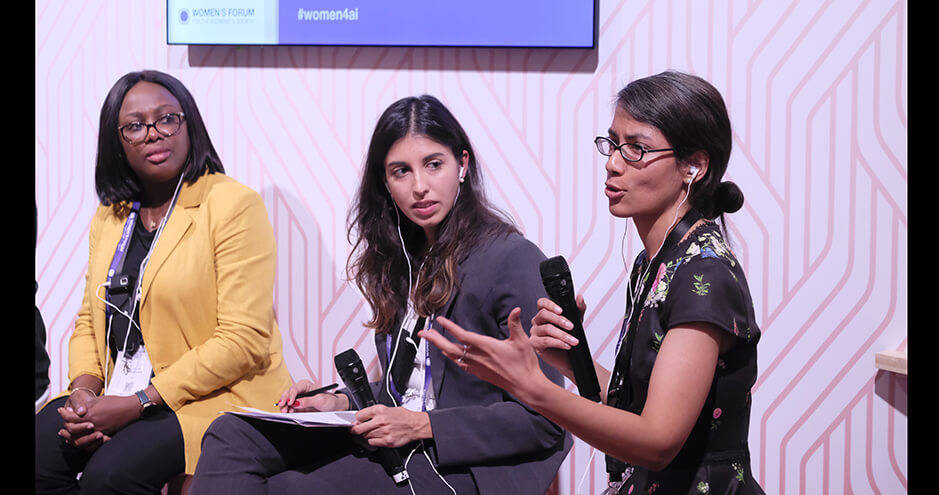 Women's Forum 2019 - Mitali Banerjee, Assistant Professor at HEC Paris