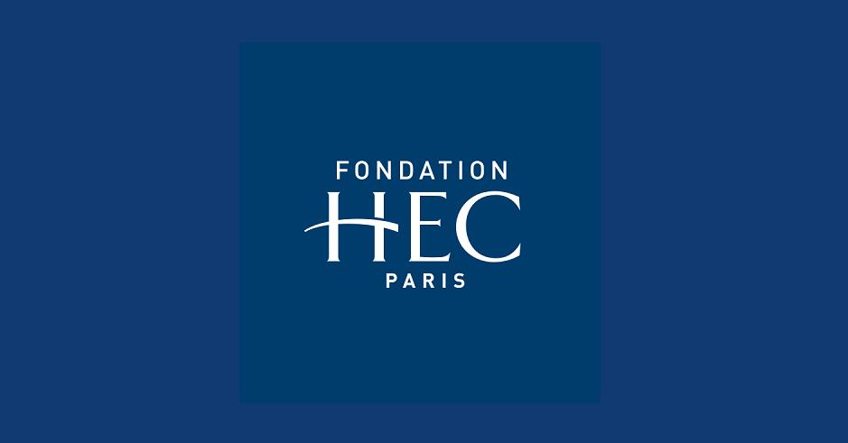 Actualité fondation HEC
