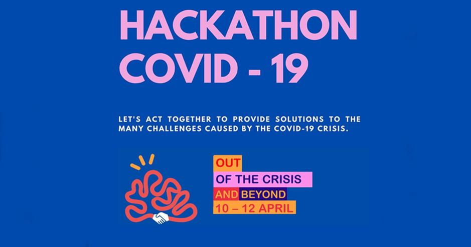 Hacking Covid-19 - HEC Paris