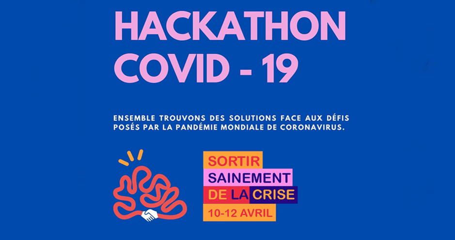 Hacking Covid-19 - HEC Paris
