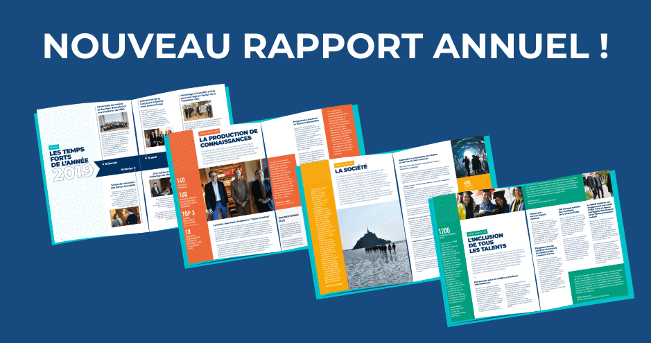 Rapport annuel fondation 2019