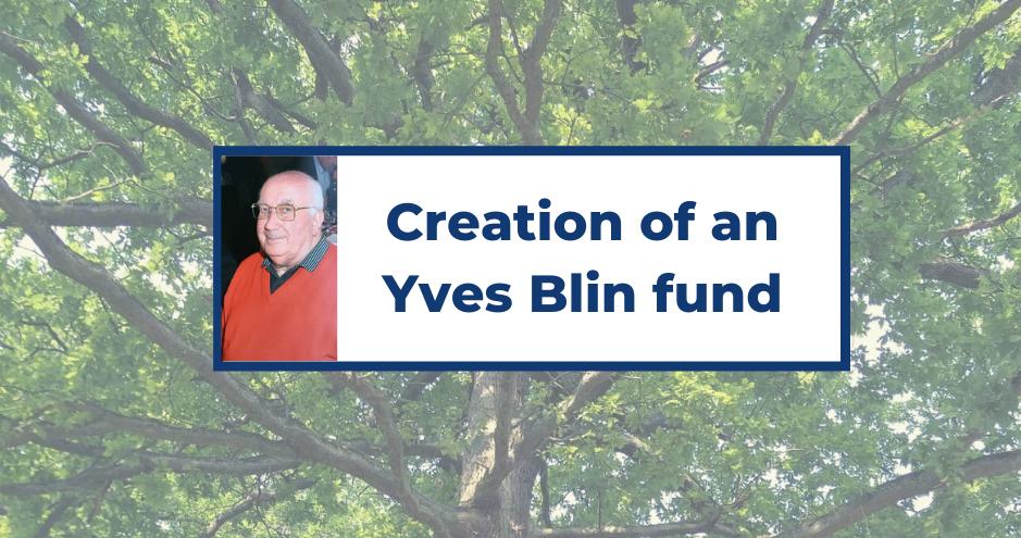 Yves Blin fund