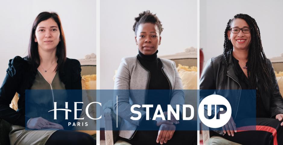HEC STAND UP - Appel à candidature Argenteuil 2020