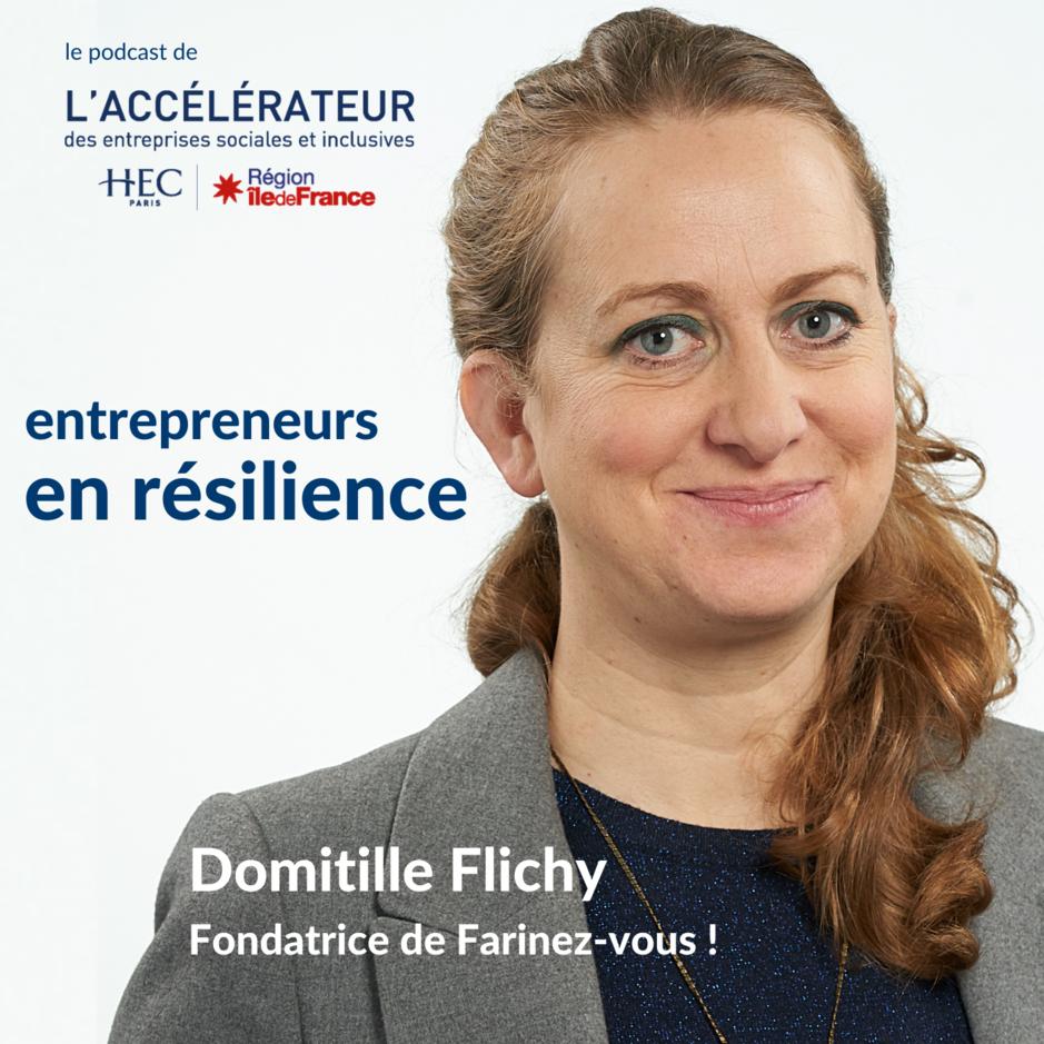 Domitille Flichy, Farinez-vous
