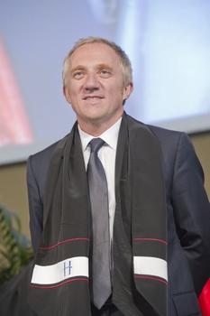 HEC Alumni - François-Henri Pinault - HEC Paris 2011