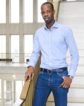 MBA alumni Mamoudou Bocoum