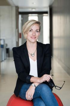 MBA alumni Shelbie Vermette