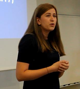 Amalia MBA 17 testimonial scholarship HEC Foundation