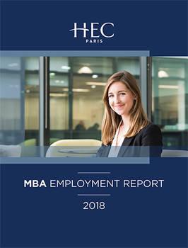 The 2018 HEC Paris MBA Employment Report