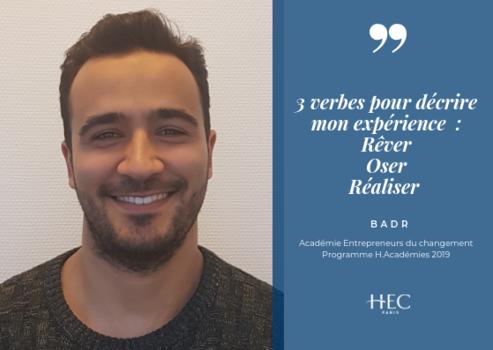H.Académies - Badr