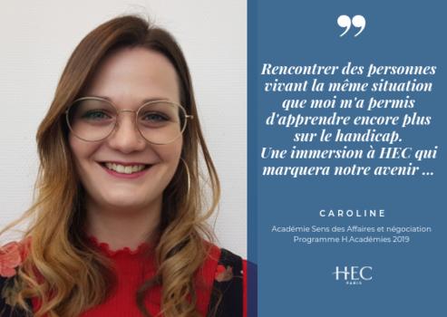 H.Académies - Caroline
