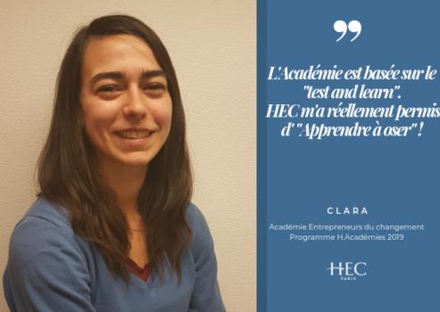 H.Académies - Clara