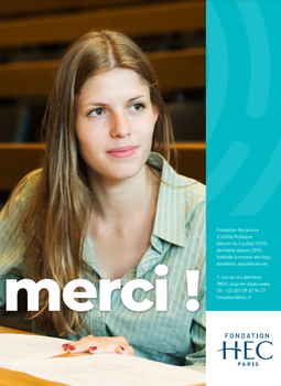 Fondation - brochure merci 2018- fr