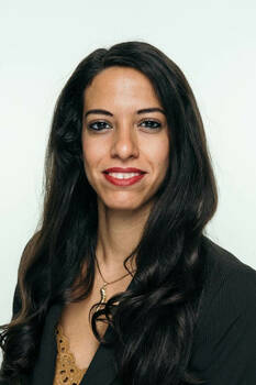 Gina Abdelsalam is a nuclear engineer who loves nuclear science in the HEC Paris MBA program