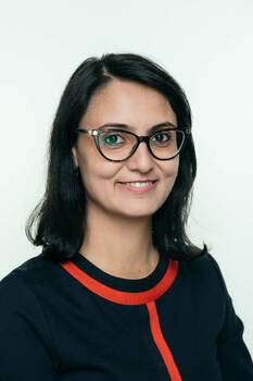 Portrait of Boutaina Sefiani, an HEC Paris MBA student