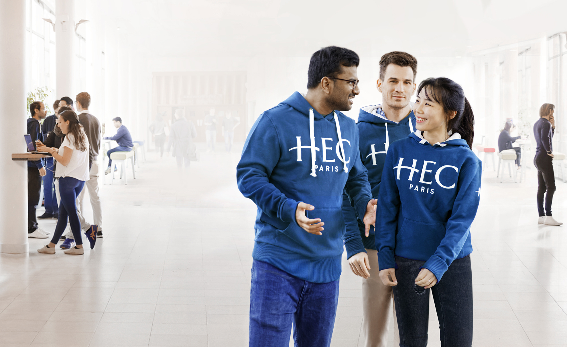 Welcome | HEC Paris